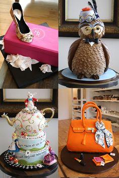 Bobbette & Belle Custom Special Occasion Cakes
