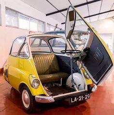Iso Isetta de 1954