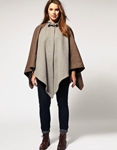 Desperate for this Heritage Check Cape.