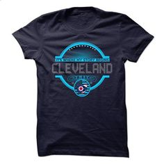 My Home Cleveland - Ohio - #hoodie #custom sweatshirt. I WANT THIS =>…