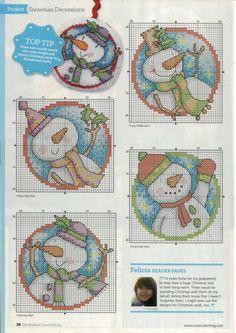 (9) Gallery.ru / Фото #1 - The world of cross stitching 222 - tymannost