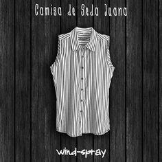 Camisa Juana Seda