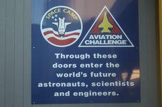 Space Camp Huntsville, Alabama