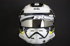 Karting, Helmet Paint, Courses, Paint Designs, Helmets, Hard Hats, Cart, Helmet