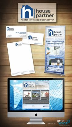 Corporate identity, logo, naming, web design, promotional materials design