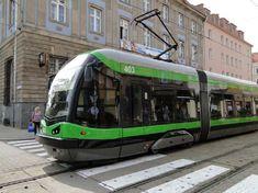 Rozśpiewane tramwaje w Elblągu!