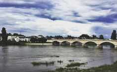 The Loire River in Amboise