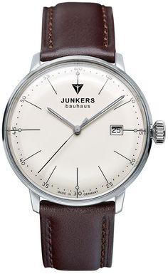 Junkers 6070-5 Junkers Bauhaus series watch