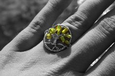 Picture of Tree of life ring