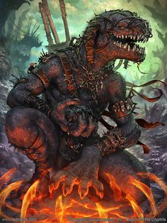 ArtStation - Legend of the Cryptids/ Galaxy Saga card art, Lukasz Jaskolski
