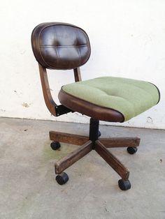 Vintage Steelcase Tanker Chair Brown/ Retro by KaliforniaVintage, $120.00