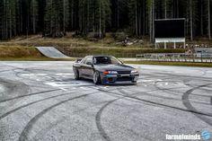 Skyline GT-R R32 (17) Nissan R32, Nissan Skyline Gtr R32, R32 Skyline, R32 Gtr, Tuner Cars, Jdm Cars, My Dream Car, Dream Cars, Car Engine