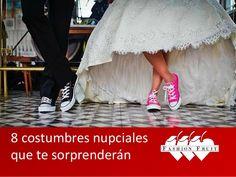 8 #costumbres #nupciales que te sorprenderán