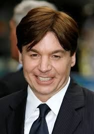 The Other Serpico: Mike Myers  is the only.person on postage stamps in Canada besides their Queen.