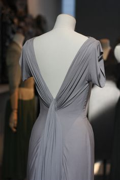 Madame Gres robes drapées inspiration grece antique - Recherche Google
