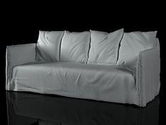 Gervasoni Ghost 12 Sofa 3d model | Paola Navone