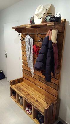 115 meilleures images du tableau meuble penderie entr e en. Black Bedroom Furniture Sets. Home Design Ideas