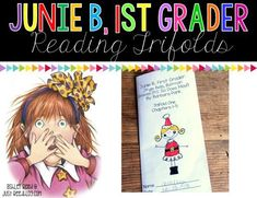 Help your students explore the Junie B. First Grader series using these reading trifolds.