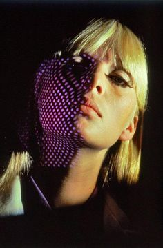 Nico after Fellini, before heroin.