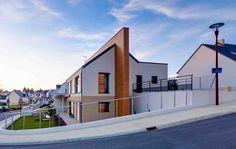 Maison passive à Carquefou en Loire Atlantique (par Alliance Construction)