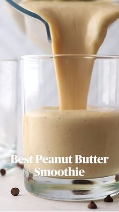 Fruit Smoothie Recipes, Easy Smoothies, Smoothie Drinks, Smoothie Diet, Healthy Breakfast Smoothie Recipes, Smoothie Blender, Healthy Shakes, Healthy Drinks, Protein Shakes