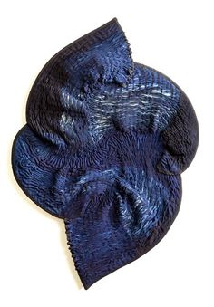 Art by Frank Connet. Art Fibres Textiles, Textile Fiber Art, Textile Artists, Textiles Techniques, Art Techniques, Shibori, Sculpture Textile, Cultural Crafts, Fibre And Fabric