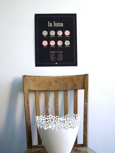 NEW // 11x14 La Luna Print       http://www.etsy.com/listing/96484394/new-11x14-la-luna-print