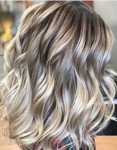 55 Pleasant Blonde Balayage Hair Colors & Highlights in 2018. In order to help you to make more gorgeous and attractive we've compiled here the most amazing hair color styles of blonde balayage to sport in 2018. These highlights always look supernatural and sexy. Just browse here and see how amazing appearance you can easily get from this blonde balayage hair color in 2018.