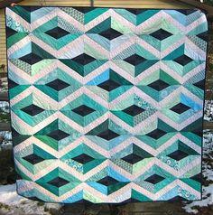Nov 2013 - Front of Prism Quilt   Flickr - Photo Sharing!