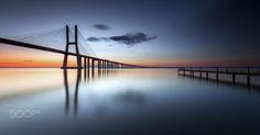 Vasco da Gama Bridge - null