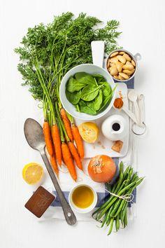 FOOD: Vegetable Soup on Behance