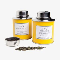 Bellocq Tea - Jasmine #10 is my favorite