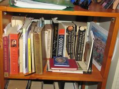 Some of my favorite books used for inspiration and research