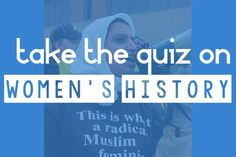 Are you a women's history buff? An advocate for feminism and women's rights? Then take the quiz and put your knowledge to the test!  http://reasonstobebeautiful.com/2014/07/11/do-you-consider-yourself-a-feminist-take-the-quiz-on-womens-history/