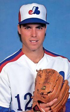 Mark Langston - Montreal Expos