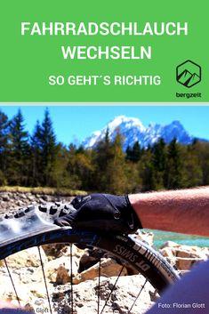 73221fa2f7e13f Fahrradschlauch flicken - so einfach geht s! Tipps vom Experten · Bergzeit Outdoor Pflegeanleitungen