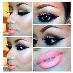 love this lipstick color