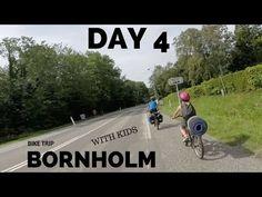 Bornholm rowerem z dziećmi - Dzień 4 - Nexø, Sommerfuglepark, Dueodde - YouTube