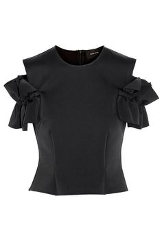Prefall Shopping: Feminine Tops, Ankle-Boots and a Polka-Dot Backpack - NYTimes.com