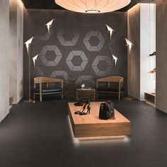 Invite the Hexagon trend into your home with these striking porcelain tiles. Opal Hexagon tiles come in a range of colours and designs including these stunning black hexagon tiles which can be used on walls or floors. Why not inject your own sense of style with either the co-ordinating Opal decor or Grazia tiles.