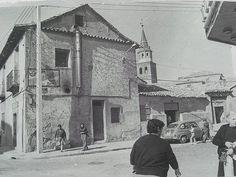 Madrid Vallecas calle Gavia Seca