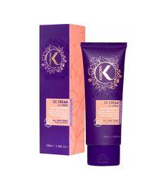 Covers acne, bruises, and veins // Skin Sensation CC Cream by Karora