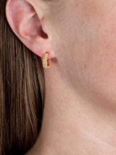 242 20 pcs Semicircle Gold Color Earring Hook Earwires Woman Jewelry Lever Back