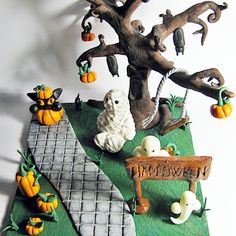 Party decoration ideas, Homemade halloween and Parties ...