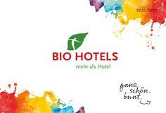 der brandneue #biohotels #katalog zum Online blättern und ab Januar 2016 in unseren Hotels und in Biofachgeschäften in Ihrer Umgebung. Hotels, Travel Destinations, Bunt, January, Environment, Road Trip Destinations, Destinations