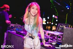 Bronx on Srinakarin Road invited to the first installment of the new party series, Yok Lor Party. This time, the event featured a special guest, th. Girl Dj, Alison Wonderland, Dj Booth, Alan Walker, Alternative Music, Playlists, Special Guest, Girl Photography, Asian Fashion