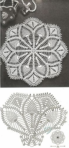Pineapple Lace#1: