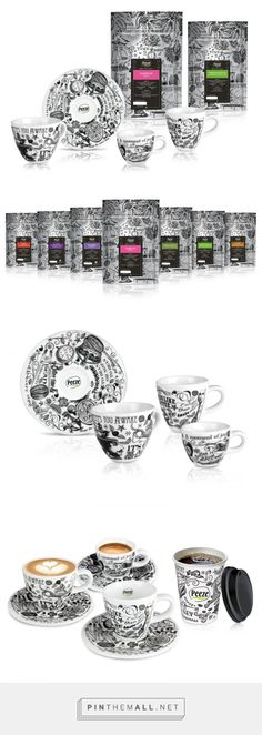 Coffee Specialties - Packaging of the World - Creative Package Design Gallery - http://www.packagingoftheworld.com/2017/01/coffee-specialties.html