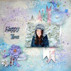 Happy Time by Agnieszka Bellaidea  - 13Arts