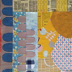 scrappy collection quilt_carolyn friedlander